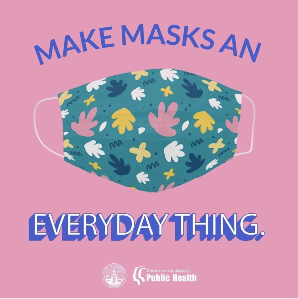 LA County Mask